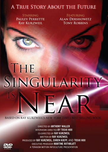 the singularity is near the movie homepage